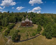 Kyiv Pirohiv museum Museum, Cabin, House Styles, Home Decor, Decoration Home, Room Decor, Cabins, Cottage, Home Interior Design
