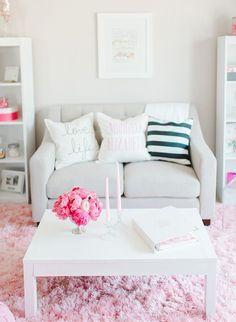 cotton candy carpet