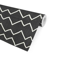 URBANA BLACK & WHITE Peel and Stick Wallpaper By Becky Bailey - 2ft x 16ft