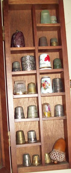 Some of my thimbles