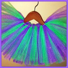 Ninja Turtles Green Purple Tulle Tutu- elastic waist - Glitter sparkle shimmer - birthday dress  sc 1 st  Pinterest & Wonder Woman Tutu super hero running Skirt Lariat Au0026E Custom Tutus ...
