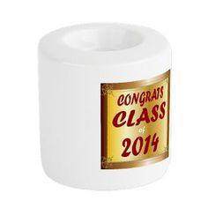 CLASS OF 2014 Tealight Holder