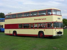 Bristol VRL.1 - Standerwick.#jorgenca                                                                                                                                                                                 More