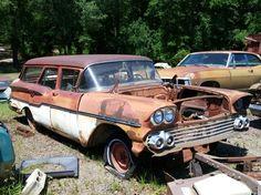 58 Chevy Wagon