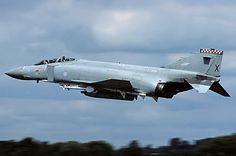 XT906X Phantom FGR2 56 Squadron, RAF Wattisham. | par Stuart Freer - Touchdown Aviation