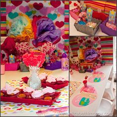 Valentine's Day Party Ideas - tons of great ideas!