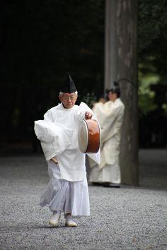 伊勢神宮 神嘗祭 『 奉幣の儀 』