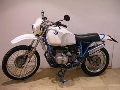 BMW R80 GS