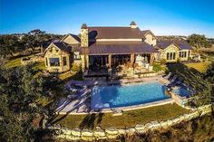 Casa de Canyon in Spring Branch, Texas – Luxury Estate