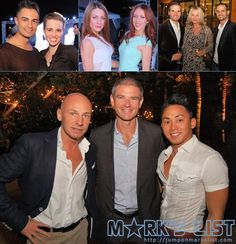 The 2013 Art Miami festival, a pre-Art Basel party, took place at various locations in Miami, FL. In addition to The 2013 Art Miami Expo, there was a Big Foot Party at The Art Garden in Wynwood, Louis Vuitton Party at The Raleigh, and live art party at The Delano.