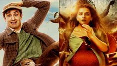 IIFA 2013 : Ranbir Kapoor, Vidya bag best actor awards