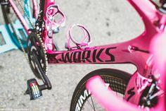 Pro Bike: Nibali's pink Giro Specialized Tarmac - VeloNews.com