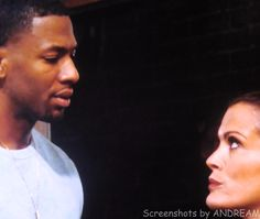 Chelsea looks towards Jordan, knowing that she'll be implicated as a participant in his past 'crimes.'