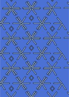 cristallino i colori usati in questo pattern volevano richiamare la neve poichè ogni fiocco è una struttura creata con triangoli e rombi, gli stessi elementi di un fiocco di neve. Lettering, Letters, Texting, Calligraphy, Brush Lettering