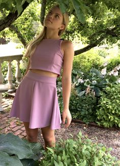Stella M'Lia's 2-piece set KATE dress in Nude Rose. . . Stella M'Lia is a…