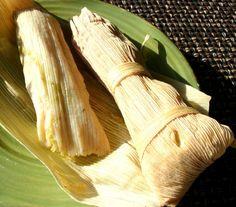 Elabora tú mism@ los tamales de pollo para la siguiente fiesta