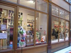 Updating my list of Parisian yarn shops with two more stores. Lil Weasel This lovely shop is located in a passage couvert near Les Hal. Oh Paris, Paris France, Paris Travel, France Travel, Mercerie Paris, Wool Shop, Yarn Store, Lovely Shop, Shop Around