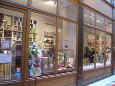 Minky Knits: Yarn shop travelogue: Paris (again!)