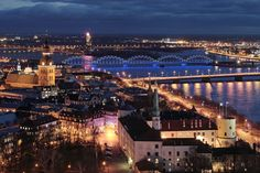 Riga im Lettland Reiseführer http://www.abenteurer.net/3687-lettland-reisefuehrer/