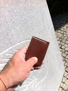 1971 – Minimalist Wallet   AIS BRIEL Minimalist Wallet, Card Holder, Cards, Minimal Wallet, Rolodex, Maps, Playing Cards
