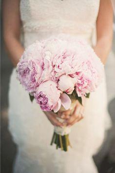 Peony Wedding Bouquet | Wedding Trends 2012 | Seattle Wedding Trend | Sanders Estate Seattle