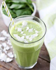 Groene kokosnoot smoothie - Ontbijt smoothies - Nieuws - Lifestyle - GLAMOUR Nederland