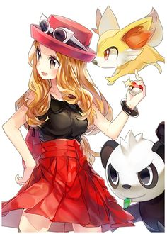 Less than a month till pokemon x and y! I can't wait! the new Girl cha Less than a month till pokemon x and y! I can't wait! the new Girl cha Pokemon Go, Pikachu, Pokemon X And Y, Pokemon Fan Art, Cute Pokemon, Pokemon People, Pancham Pokemon, Pokemon Waifu, Pokemon Gijinka