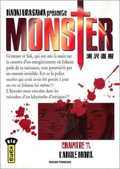 Urasawa, Naoki. Monster, tome 11 : L'angle mort, Kana, 2003 Cote BD