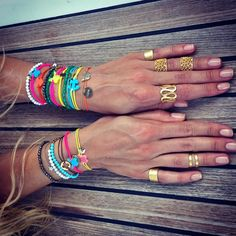 Candy Love Bracelet | Borboleta