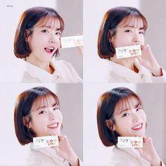 IU Kyung Dong Pharmaceutical CF Photo