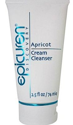 Amazon.com : Epicuren Apricot Cream Cleanser (2.5 oz) : Facial Cleansing Creams : Beauty