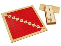 Kid Advance Montessori Pythagoras Board >>> Learn more by visiting the image link.Note:It is affiliate link to Amazon.