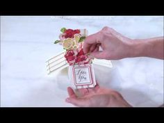 HSN video for National Craft Month featuring our Window Box Card Making Kit. To purchase these products go to www.hsn.com