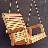 Hanging Chair Plans