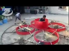 The Invention of Chinese Home-Made Flying Saucer