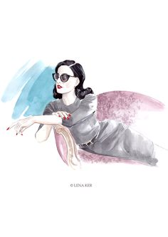 #fashion #illustration #sketch #art #design @butovskaya