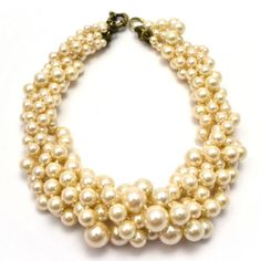 Fashion at Forty: Perfect Pearl Necklace