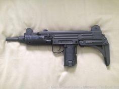 Uzi IMI transferable registered receiver : Machine Guns at GunBroker.com
