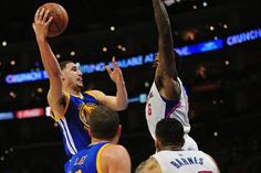NBA schedule and results: Warriors rally to knock off Clippers, Nets top Pacers