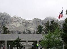 Mt. Rushmore June 2015.