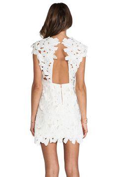 Dolce Vita Jayleen Dress in White | REVOLVE