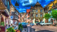Kaysersberg – Sunday's Wine Country Daily Jigsaw Puzzle