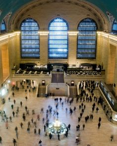 """See the """"Grand Central Terminal"""" in our 27 Romantic Places to Propose in New York City gallery"""