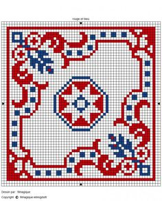 biscornu chart 3 color ways--- I'd just make the center star Biscornu Cross Stitch, Cross Stitch Needles, Cross Stitch Borders, Cross Stitch Charts, Cross Stitch Designs, Cross Stitching, Cross Stitch Embroidery, Embroidery Patterns, Cross Stitch Patterns