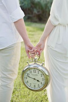 Clock stopped at time of wedding for first anniversary shoot. Photography by milkphotography.com.au,