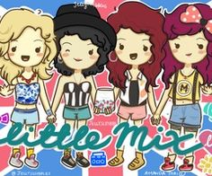 Little Mix I LOVE YOU GUYS !!!!!!!!!!!!!!!!!!!!!!!!!!!!!!