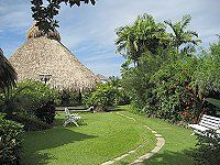 Tobago hotel accommodation and restaurant - Kariwak. The location of the wedding!