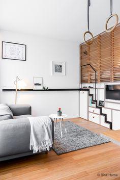 Livingroom Concept hotel stay Amsterdam Zoku ©BintiHome
