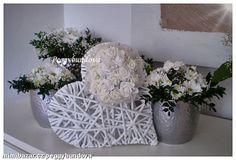 Svatební dekorace srdce velké