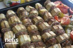 Patlıcan Kebabı (Kilis Usulü) Tarifi